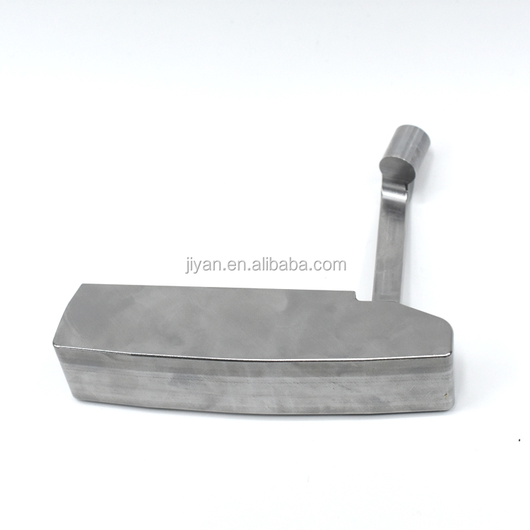 High precision CNC milled stainless steel 304 303 golf head putter