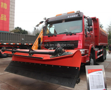 sinotruk 6*4 SNOW REMOVAL TRUCK