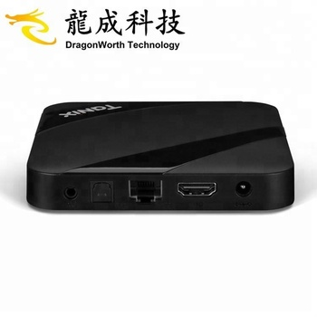 full hd video tv box android 7.1 with tx3 max 2G 16G internet set top box with iptv tv converter box