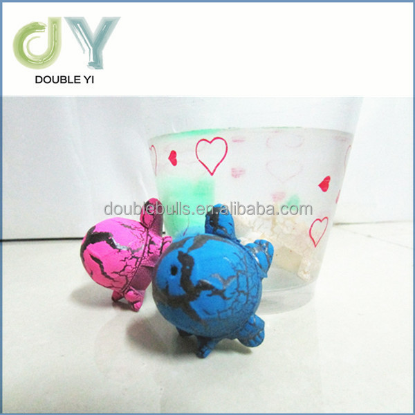 Water swelling egg toys / growing pet toy / hatching sea turtle eggs