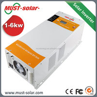 dc to ac power inverter 10000w inverter 12v 220v with 25A MPPT solar charge controller