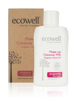 ECOWELL MAKE-UP CLEANSER MILK