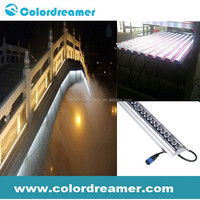 led wall washer lighting fixture/led wall washer light dmx/dmx rgb wall washer light