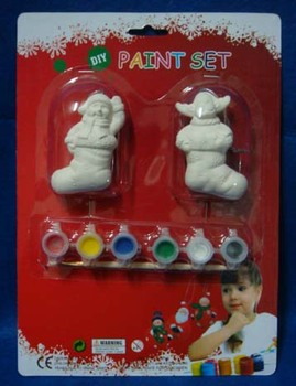 Ceramic DIY painting set