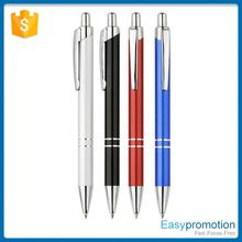all kinds of wholesale promotional metal ball pen with logo