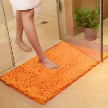 Chenille bath mat toilet carpet door mat mats and rugs for bathroom rug kitchen carpets bedroom floor absorbent doormat