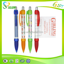 2015 customized logo pen retractable pull out promotional novelty pens