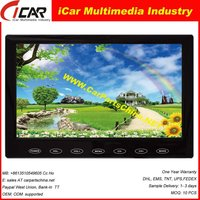Headrest Car TV 7 Inch Car Lcd Monitor Mini TV (R715V)