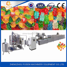 Price jelly candy machine hard/jelly/lollipop candy production line