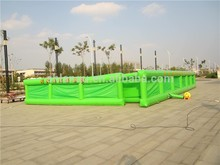 factory direct sale inflatable maze for outdoor