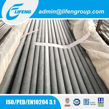 mechanical forming spiral L fin tube for heat exchanger