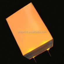 High voltage orange color lcd backlight board from China UNLB30520