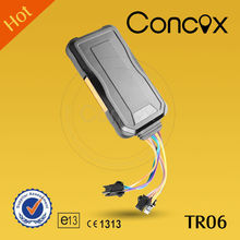 Best seller Concox TR06 with relay cut-off enginee remotely Gps tracking device google maps