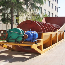 Sand Washing Plant, Sand Washing Equipment, Screw Silica Sand Washing Machine Price