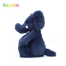 Custom wholesale best made stuffed elephant toy plush animal toys
