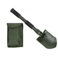 Army Hiking Multi-function Portable Folding Camping Shovel Exploration Survival Spade