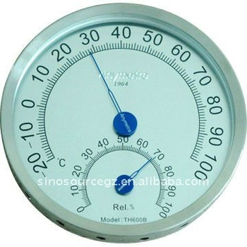 Pointer thermometer