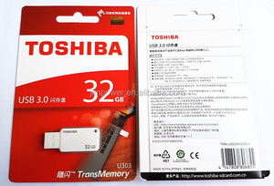 Toshiba 32GB Akatsuki USB 3.0 Flash Drive