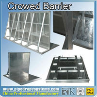 RK cheap crowd control barrier