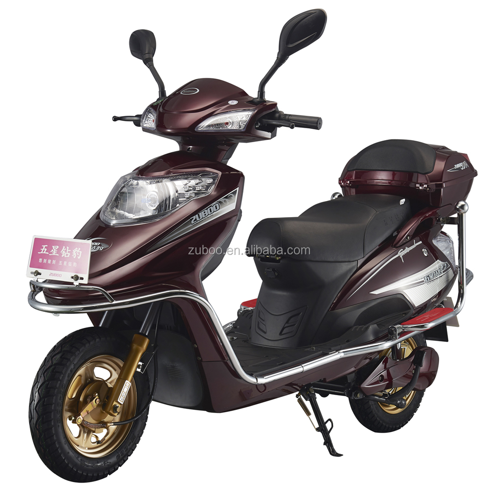 Good quality adult electric motorcycle with 60V20AH 800W battery cheap scooter electric motorcycle for adult