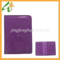 2014 promotional elegant leather wallet leather envelope wallet