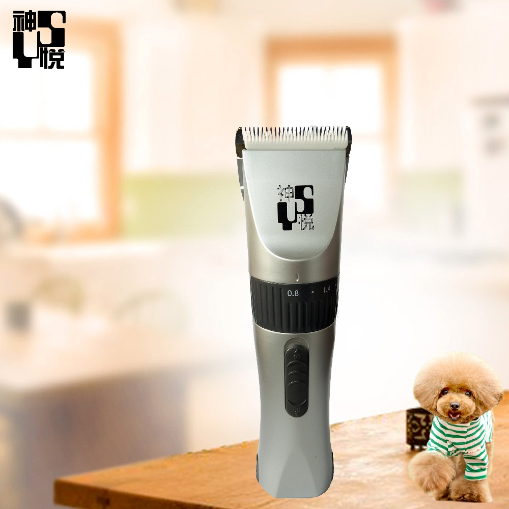 Portable cordless dog electric hair cutting scissor/Dog hair clipper&clipper