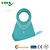 2017 best manufacturer eco friendly green soft waterproof silicone baby bib with catcher BOB109