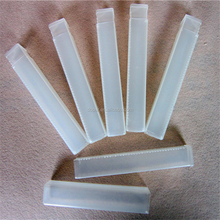 PP Square manufactory plastic telescopic tube packaging