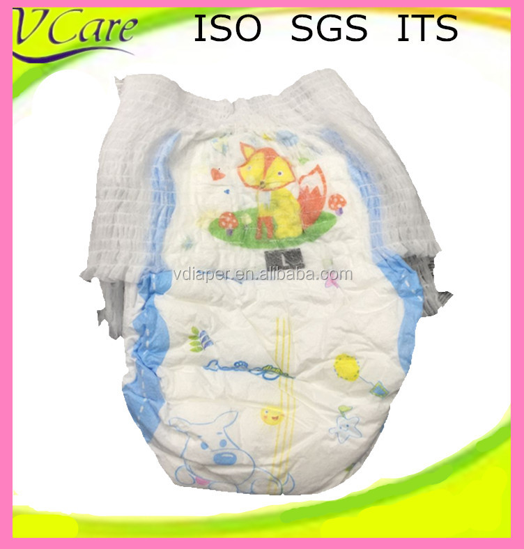 hot selling super dry baby pants in Asia