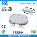 Top quality DLC Listed ip65 outdoor LED Parking Lot Light Retrofit 400W 6000K lampara retro LED e39 led retrofits lamp