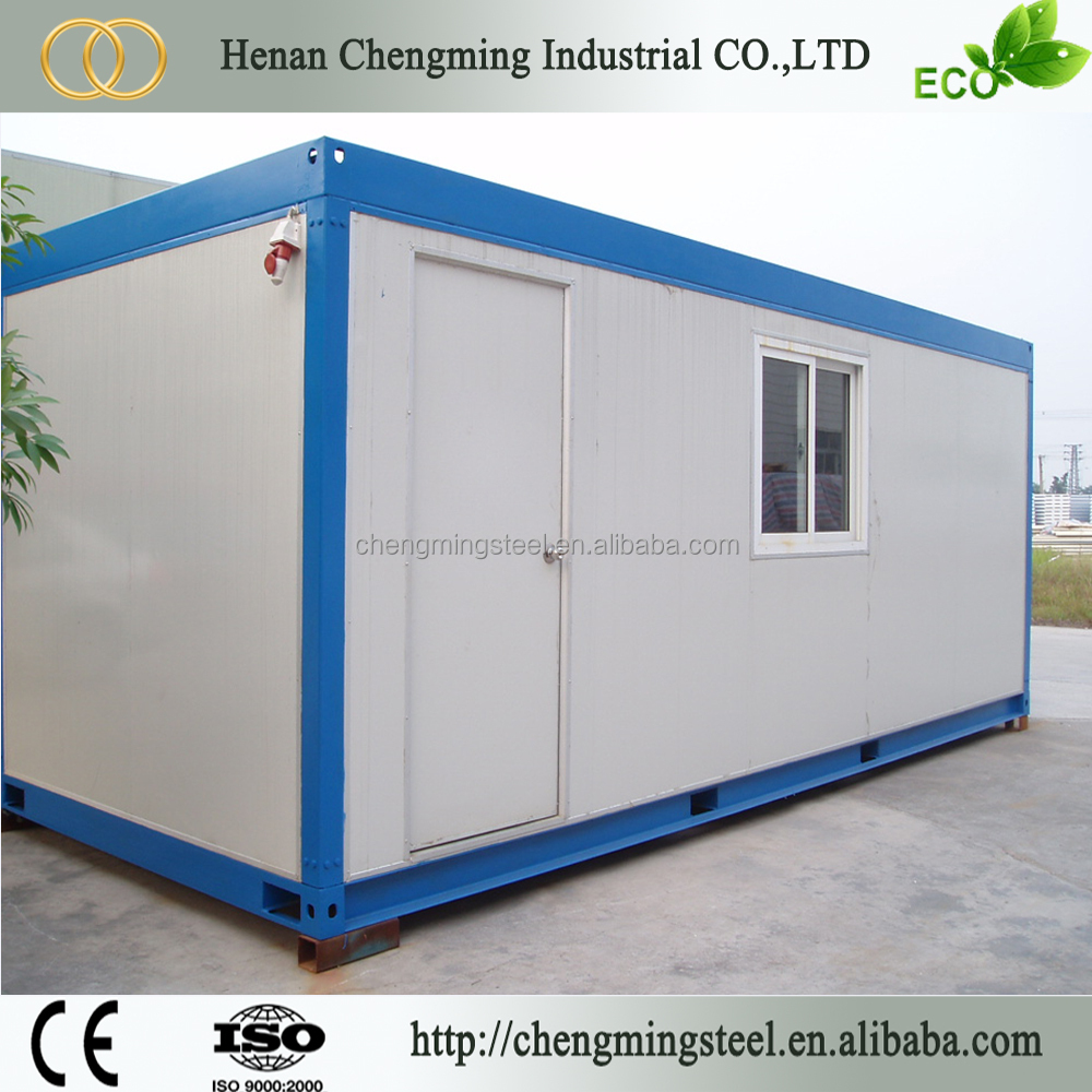 Easy Assembly Smart Rainproof Alibaba China High Quality Sandwich Panel Wood House Romania