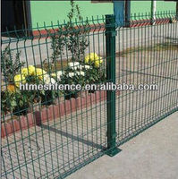 pvc coated wire fencing for road/ railway/airport/residence district