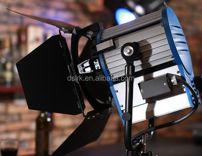 1000W Tungsten Fresnel With Dimmer Control Video Spot Film Light Continuous Lighting ce rohs gu10 led spotlight