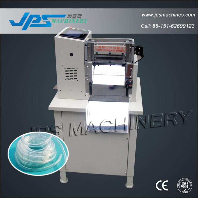 JPS-160 High Speed PVC Sleeve Plastic Sleeve Cutter Machine