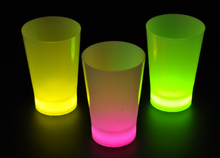 Bright Glow Cup Party 350ml 12 oz. Fun Glow Cups for party bar