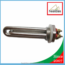 Corrosion-resistant TWO phase Electrical water heater heating element