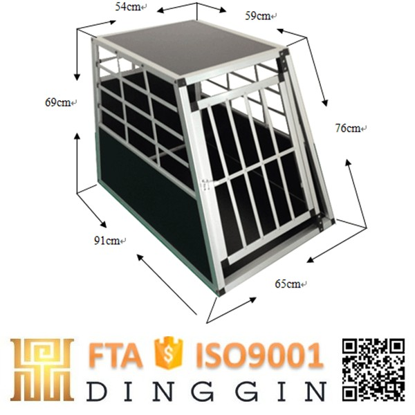 dog cage aluminum for sale