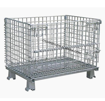 Chinese Supplier Foldable Collapsible Wire Mesh Cage