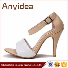 2017 new chinese high quality shoes OEM high end sandals processing manufacturer