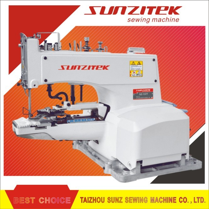 SZ1377 Button attaching industrial sewing machine