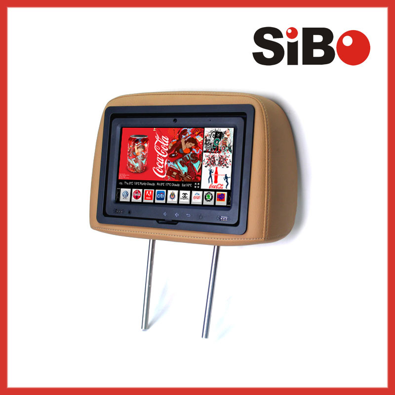 good quality 9taxi lcd monitor video player with 3G