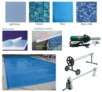 1.2/1.5mm thickness pvc swimming pool liner for above ground