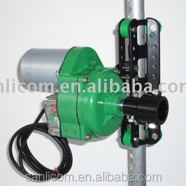 24V DC Polyfilm Roll Up Winch Motor