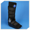Physiotherapy equipment foot care orthopedic ankle support brace achilles tendonitis cam walker fracture boot with foam and air