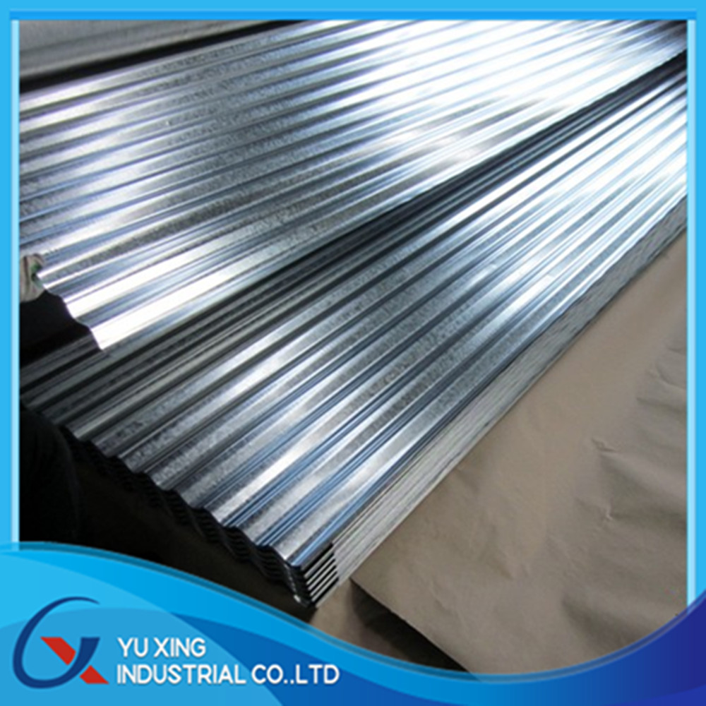 galvanized corrugated metal roofing sheet price buy With cost of corrugated metal sheets