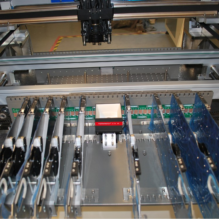 SMT Automatic Visual Pick and Place Machine T4