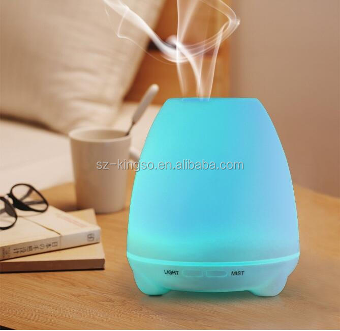 AC power supply Ultrasonic Cool Mist Aroma Humidifier, 100ml Electric Essential Oil Diffuser, Ultrasonic Essential Oil Difuser