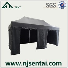 outdoor works tent for industrial storage