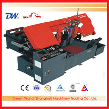 Band Saw For Metal , Band Sawing Machine , Double-housing Horizontal Band Sawing Machine