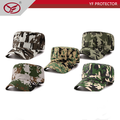 plain snapback hat cap /mouflage army styles military hat